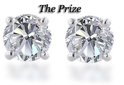 Diamond Earring from Stoecker Jewelers in Mountain Home Giveaway